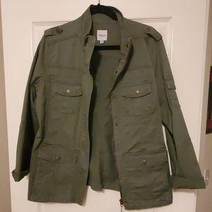 NWT Utility Jacket